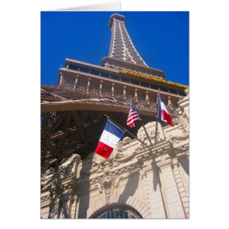 paris, las vegas card