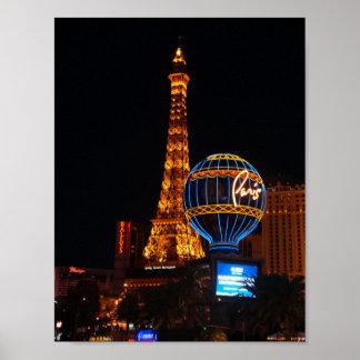 Paris Las Vegas Hotel & Casino #2 Poster