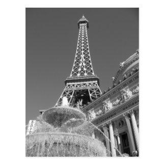 Paris, Las Vegas Postcard