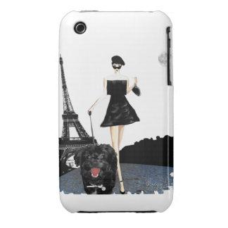 París LeMoon Funda Para iPhone 3