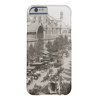 París: Les Halles, C1900 Funda Para iPhone 6 Barely There