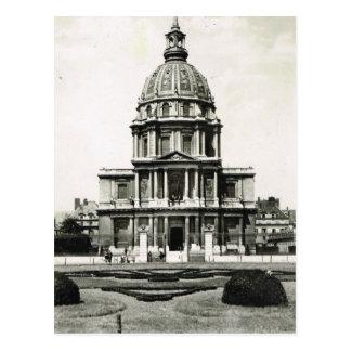 Paris, Les Invalides Postcard