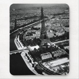 París liberada WWII Alfombrillas De Ratón