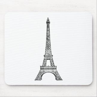 PARIS LINE MOUSE PAD