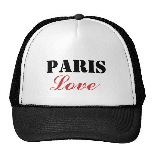 Paris Love Hat