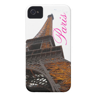 Paris Love iPhone 4 Case