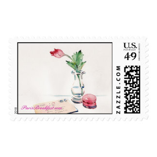 Paris Love Letter Stamp