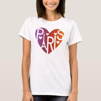 Paris Lover's Heart® T-Shirt