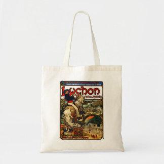 Paris-Luchon Tote Bag