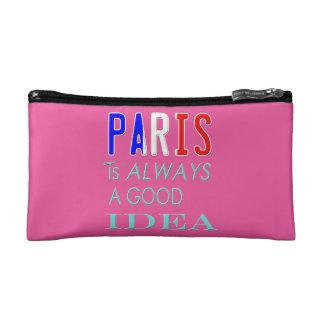 PARIS MAKEUP BAG