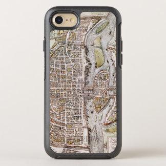 PARIS MAP, 1581 OtterBox SYMMETRY iPhone 8/7 CASE