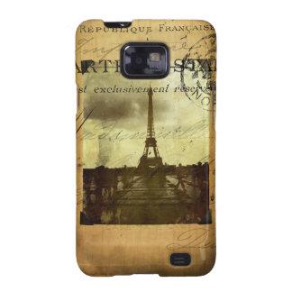 París matasellada samsung galaxy s2 fundas