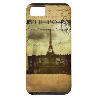 París matasellada iPhone 5 carcasa