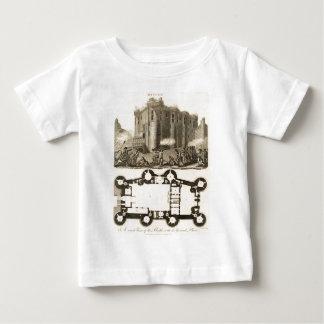 Paris, Memories of Bastille Day Tee Shirt
