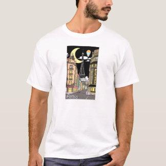 Paris Men's Basic T-Shirt