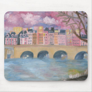 """Paris "" Mouse Pad"