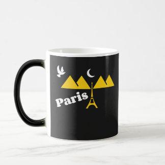 Paris Mugs.,., Magic Mug