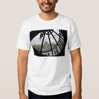 Paris- Musee de Orsay Clock_.jpg T Shirt