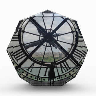 Paris Museum D'Orsay Clock Award
