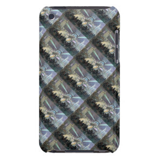 Paris Night Fine Art Post Impressionist Painting Barely There iPod Case