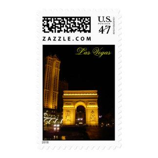 paris@night, Las Vegas Postage