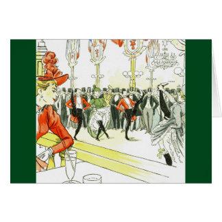 Paris Night Life ~Pierre Vidal ~*Change Mat Color Card