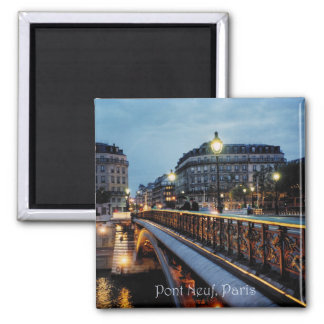 Paris Night Magnet