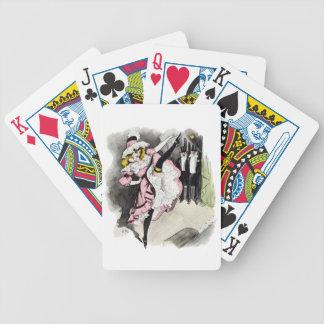 Paris Nightlife no.1 Bicycle Playing Cards