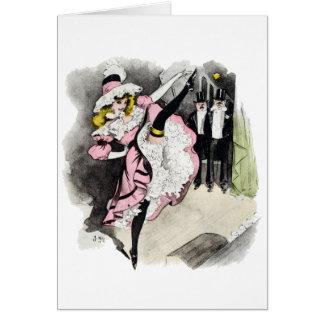 Paris Nightlife no.1 Card