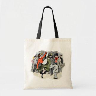 Paris Nightlife no. 2 Tote Bag