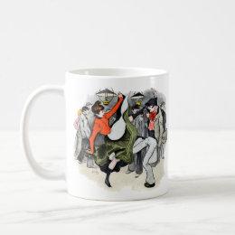 Paris Nightlife no. 2 Coffee Mug