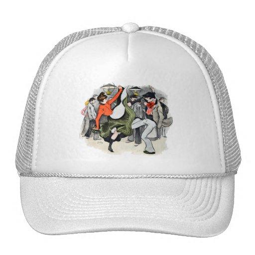 Paris Nightlife no. 2 Mesh Hats