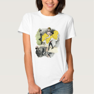 Paris Nightlife no.3 T Shirts