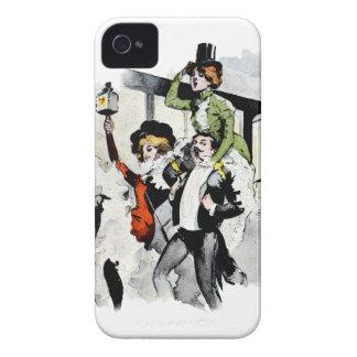 Paris Nightlife no.4 iPhone 4 Case-Mate Cases