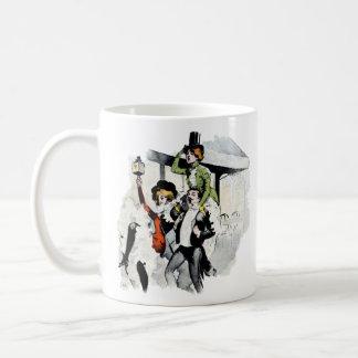 Paris Nightlife no. 4 Classic White Coffee Mug