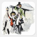 Paris Nightlife no. 4 Stickers