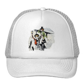 Paris Nightlife no. 4 Trucker Hat