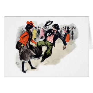 Paris Nightlife no. 5 Card
