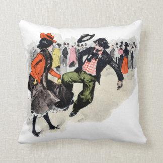 Paris Nightlife no. 5 Throw Pillow