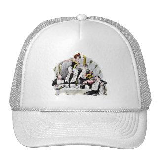 Paris Nightlife no.6 Trucker Hat