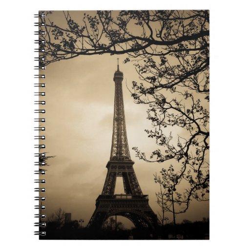 Paris Note Book