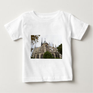 Paris-Notre Dame Flying Buttresses.jpg Baby T-Shirt