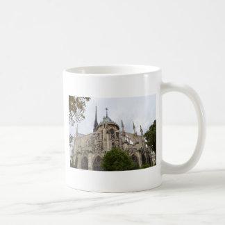 Paris-Notre Dame Flying Buttresses.jpg Coffee Mug