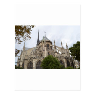 Paris-Notre Dame Flying Buttresses.jpg Postcard