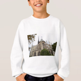 Paris-Notre Dame Flying Buttresses.jpg Sweatshirt