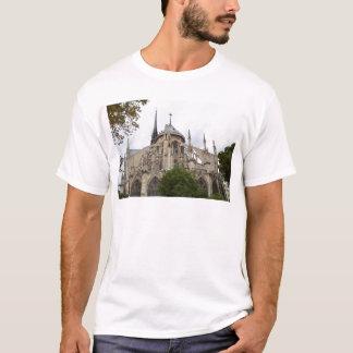 Paris-Notre Dame Flying Buttresses.jpg T-Shirt