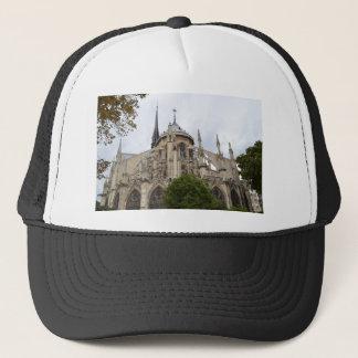 Paris-Notre Dame Flying Buttresses.jpg Trucker Hat