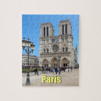 PARIS Notre Dame Jigsaw Puzzle