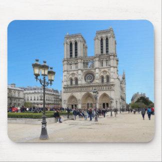 PARÍS Notre Dame Mouse Pads