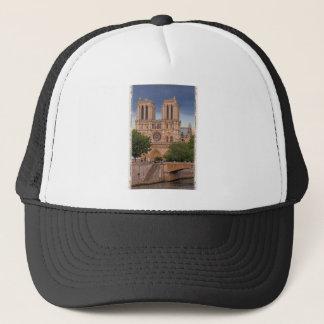 Paris - Notre Dame Trucker Hat